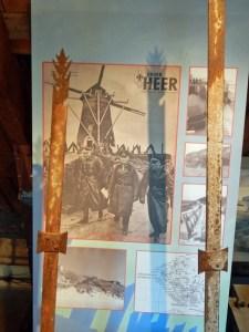 Foto aus dem Polderhuis: Nazi in Westkapelle