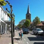 Hauptstraße von Domburg