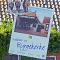 Ortseingangsschild Biggekerke