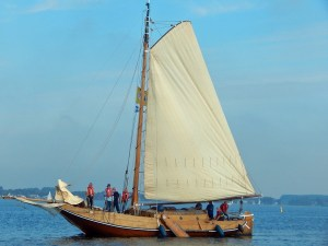 Top-Tipp Veere: Hoogaar auf Veerse Meer