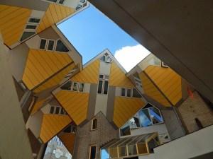 Nicht verpassen beim Ausflug nach Rotterdam: die Kubushäuser
