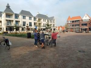 Das neue Ortszentrum Dishoek