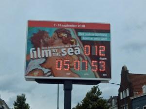 Top-Tipp Vlissingen - Abzähluhr zum Festival Film by the sea