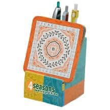 Coaster Desktop Calendar l 123648 l Promotional Products from 4imprint
