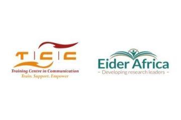 TCC Africa and Eider Africa Logos
