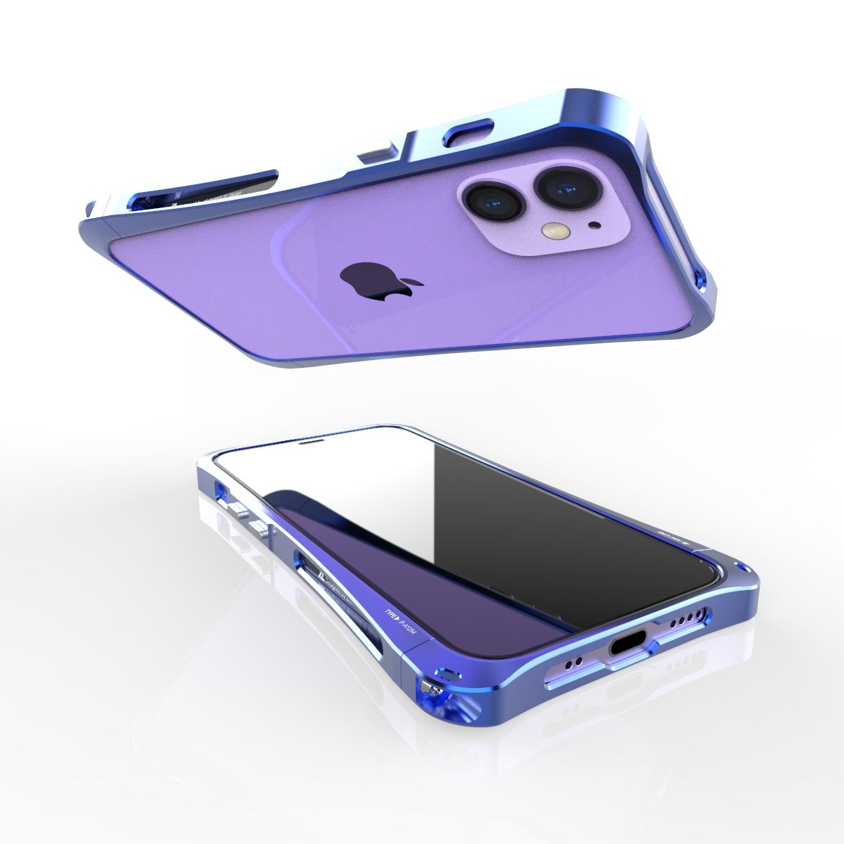 iPhone12miniとiPhone12に新色パープルが追加されます