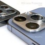 iPhone13用レンズプロテクターの試作品