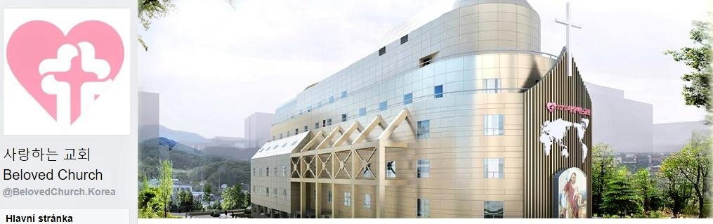 Další korejská církev vPraze