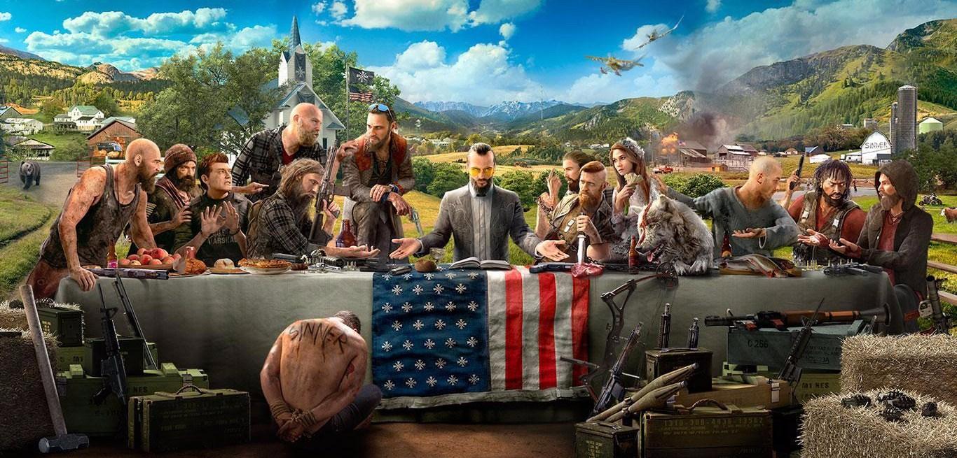 Far Cry 5: festival stereotypů
