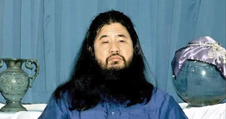Šókó Asahara popraven