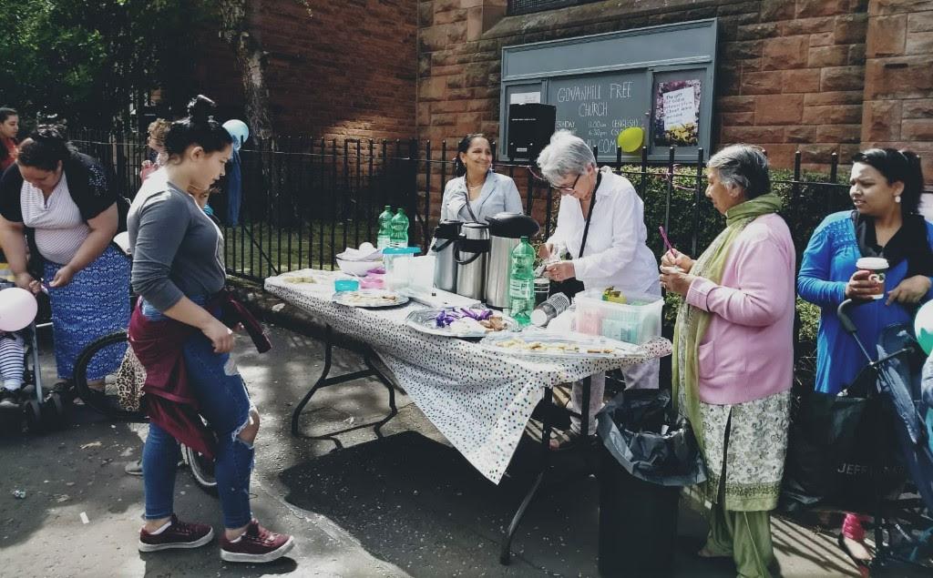 Náboženský život Romů ve Velké Británii