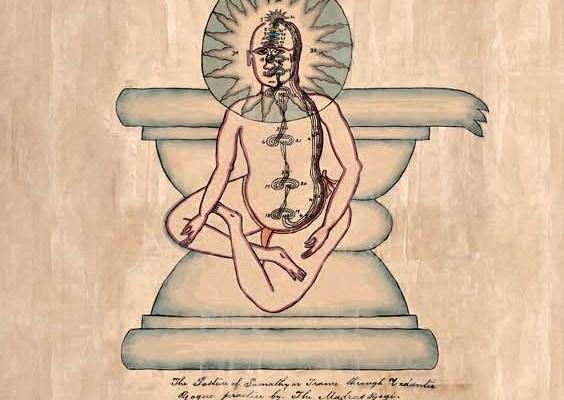 Jižní Asie jako předmět studia západního esoterismu