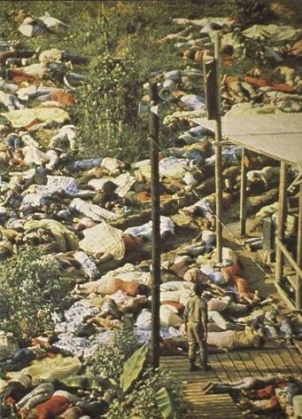 Jonestown před 40 lety: násilí je opravdu interaktivní