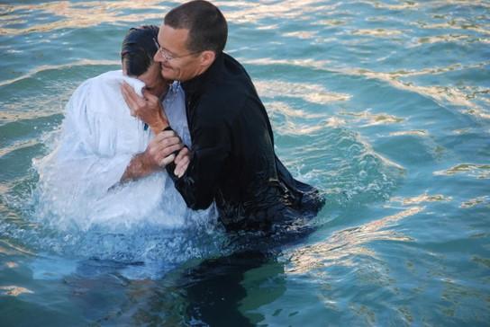 Změny učeských baptistů