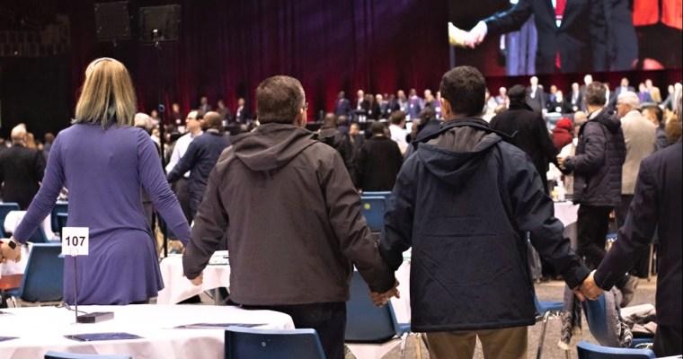 Metodisté se rozhodli pro konzervativní pojetí manželství