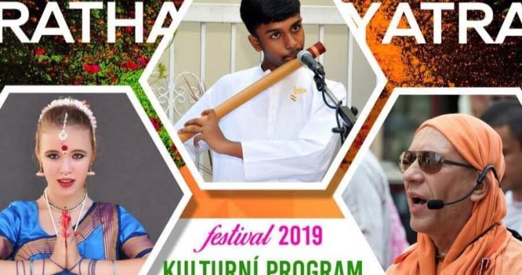 Festival Ratha játrá se letos konal dříve