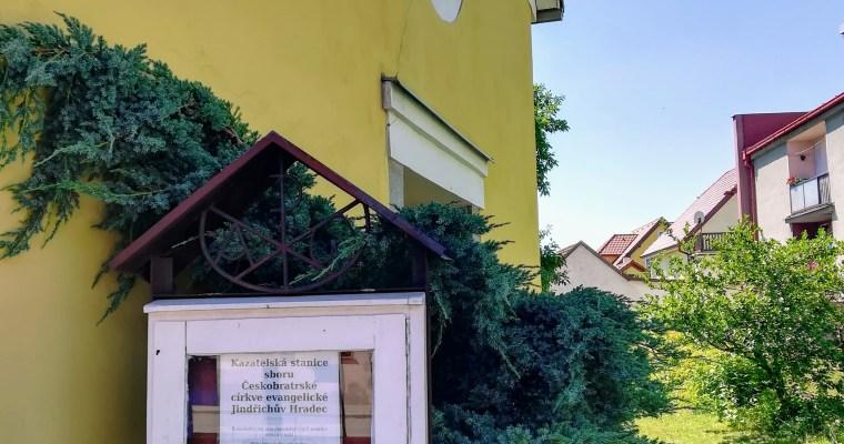 Prázdninová fotografie: Synagoga ikostel