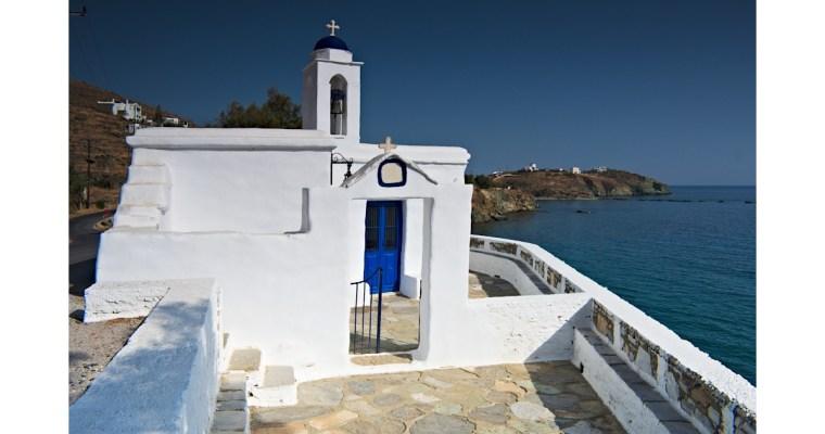 Prázdninová fotografie: Ostrov tisíce kostelů