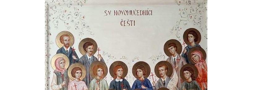 Noví svatí vPravoslavné církvi včeských zemích ana Slovensku