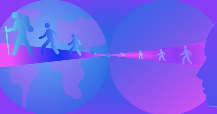 Cestou necestou: poutníci ve virtuálním světě
