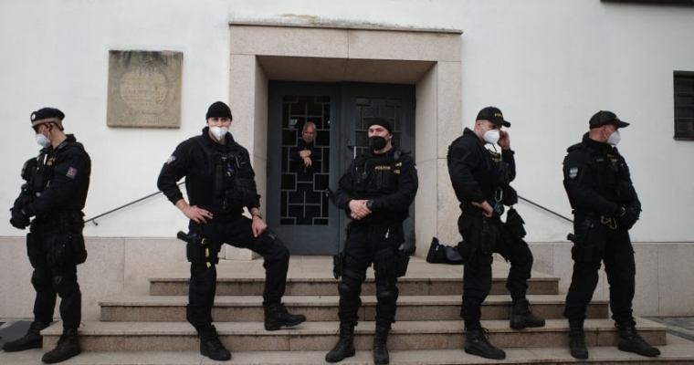 Kolem pravoslavného chrámu vBrně to vře