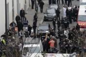 Terrorisme/Attaque contre « Charlie Hebdo »: au moins 12 morts, dont Charb et Cabu