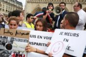 Cent cinquante chrétiens d'Irak arrivent en France