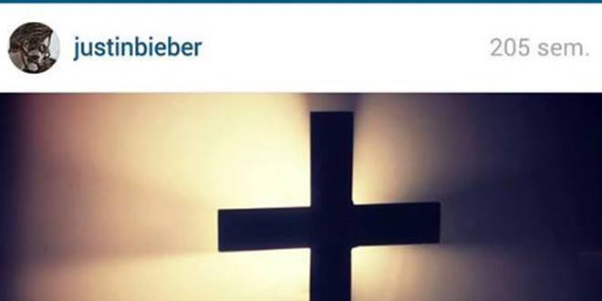Justin Bieber partage sa foi en Jésus Christ sur Instagram