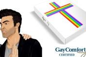 Bible Gay Comfort Certified