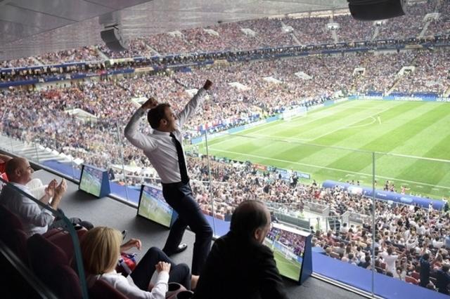 Coupe du monde 2018 : La France est championne du monde !!!