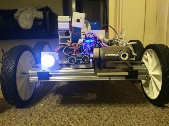 EyesOnHives protoype Rover for counting bees