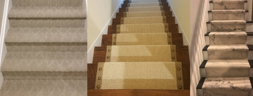 20 Carpeted Stairs Examples To Inspire You   Patterned Carpet For Stairs And Landing   Carpeting   Middle Open Concept   Diamond Uk Pattern   Striped Stair Carpet Entrance   Victorian Style