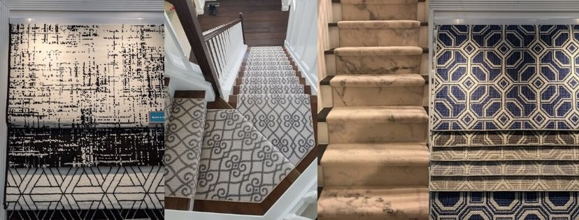 A Stair Runner Pricing Guide | Roll Runners For Stairs | Flooring | Carpet Stair Treads | Canyon Kazmir | Persian Garden | Area Rugs