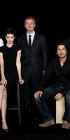 Morgan Freeman, Joseph Gordon-Levitt, Anne Hathaway, Christopher Nolan, Christian Bale, Gary Oldman, Michael Caine