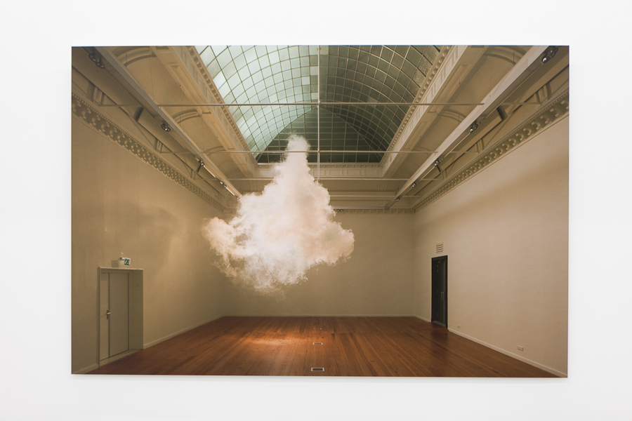 Installation-image-The-Uncanny-Adeline-de-Monseignat-and-Berndnaut-Smilde-Ronchini-Gallery-photo-Susanne-Hakuba-5