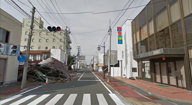 namie-japan-google-street-view