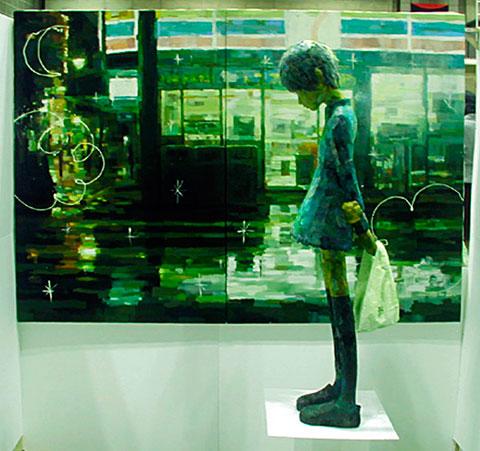 Shintaro Ohata, pintura y escultura - 25