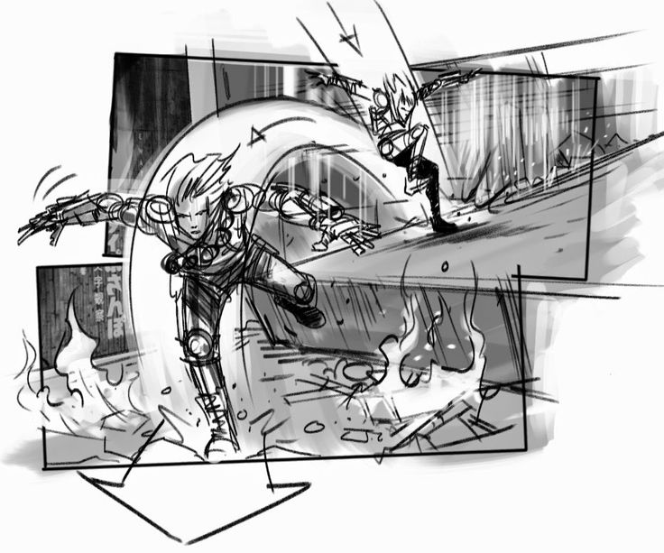 Edge of Tomorrow storyboards1