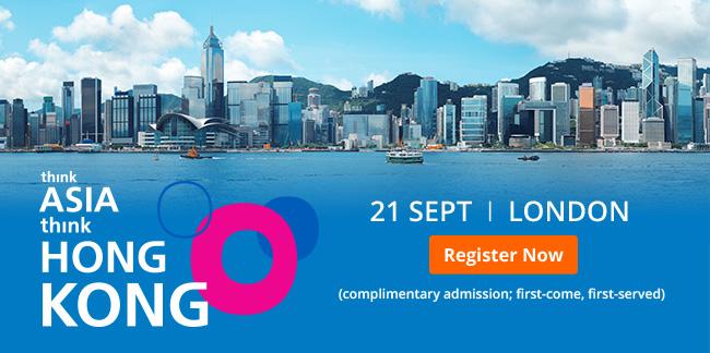 Think Asia, Think Hong Kong - London - 21 September 2017