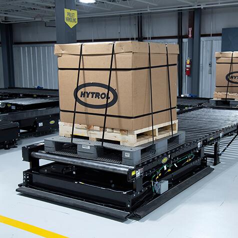 Hytrol Pallet Handling Conveyors