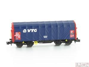 Planenhaubenwagen VTG