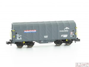 Planenhaubenwagen Nacco