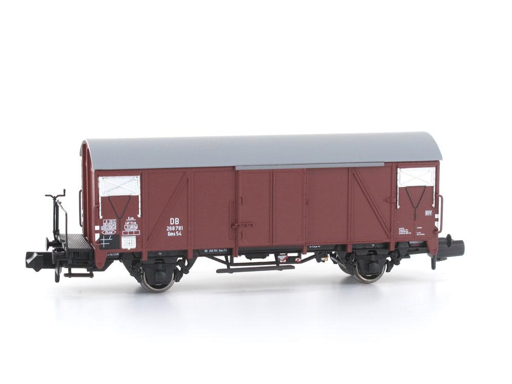 Modellbahn Union G/üterwagen Rungenwagen Rbmms 55 DB Epoche III