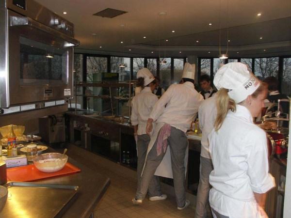 Tourismusschulen MODUL - Tag der offenen Türe 2008