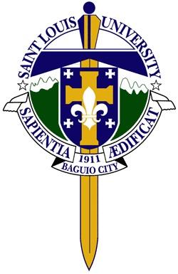 Saint Louis University Philippines logo