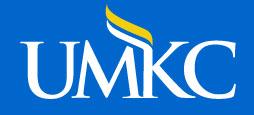 University of Missouri Kansas City logo
