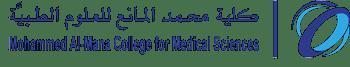 Mohammed Al-Mana College for Medical Sciences logo