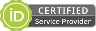 緑の認定サービスプロバイダーバッジ orcid id