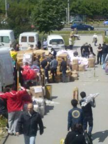 Kinezi u bloku 70 skupljaju pomoć