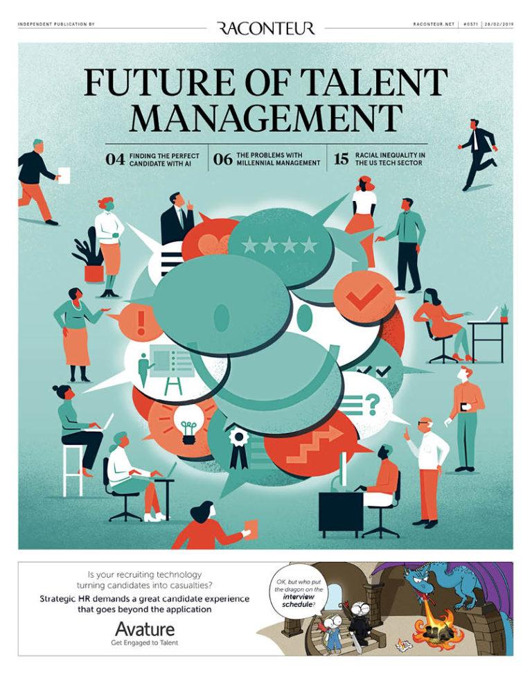 Raconteur: Future of Talent Management